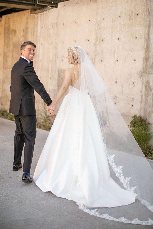 Little White Dress Bridal Shop Denver, Opal by Robert Bullock, Twigs and Honey, Bigsby's Folly Wedding, Denver Wedding, Rino Wedding, The Source Hotel Wedding, Urban Denver Wedding