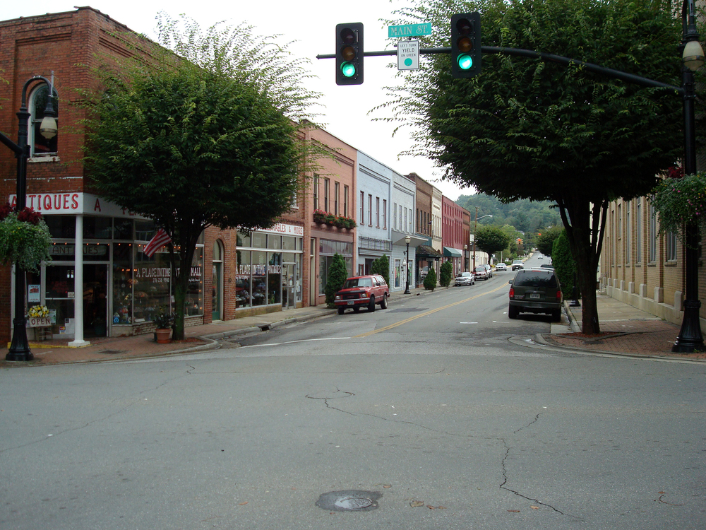 city of galax: downtown revitalization & ccsa