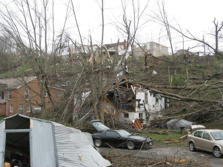 town + county of pulaski: tornado recovery