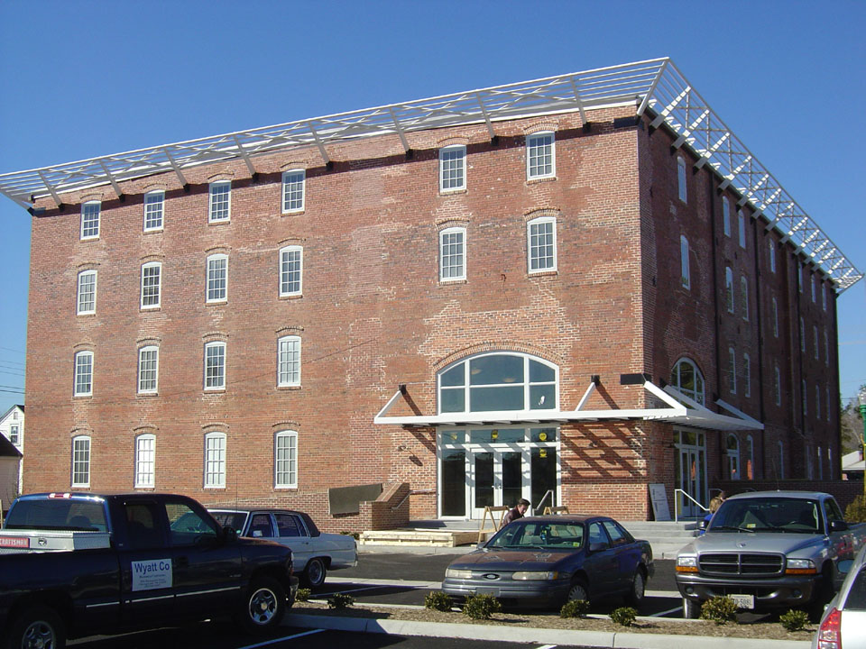 franklin county: cdbg-r incubator buildout