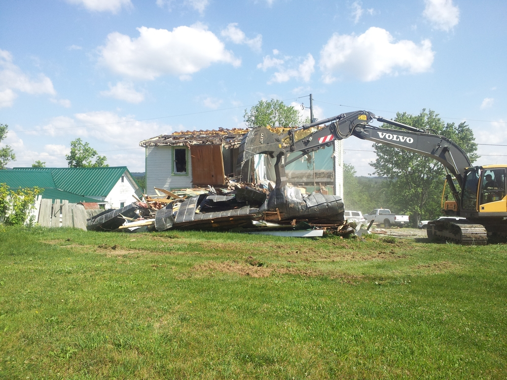 town + county ofpulaski: tornado recovery - department of historic resources project
