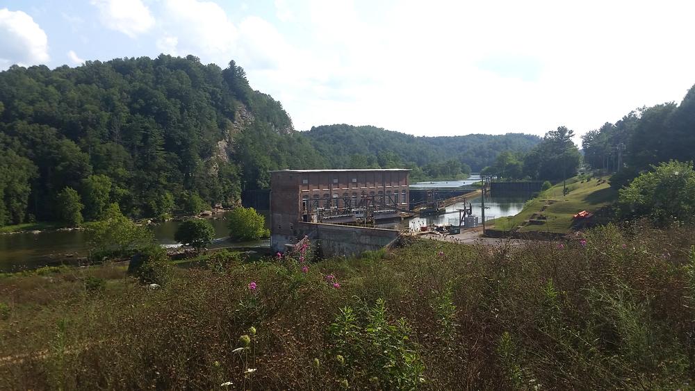 town ofFries:washington mills redevelopment