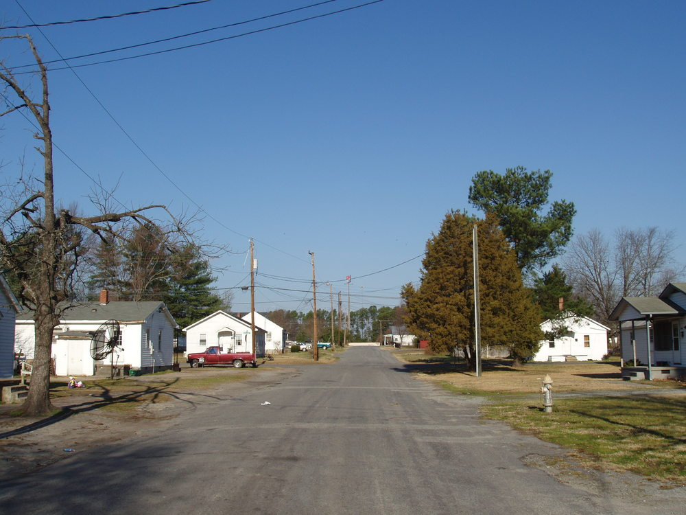 CITY OF EMPORIA: WEST ATLANTIC STREET NEIGHBORHOOD