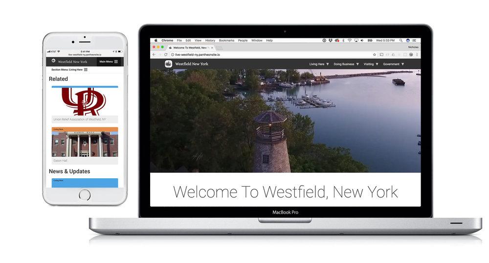 Westfield New York
