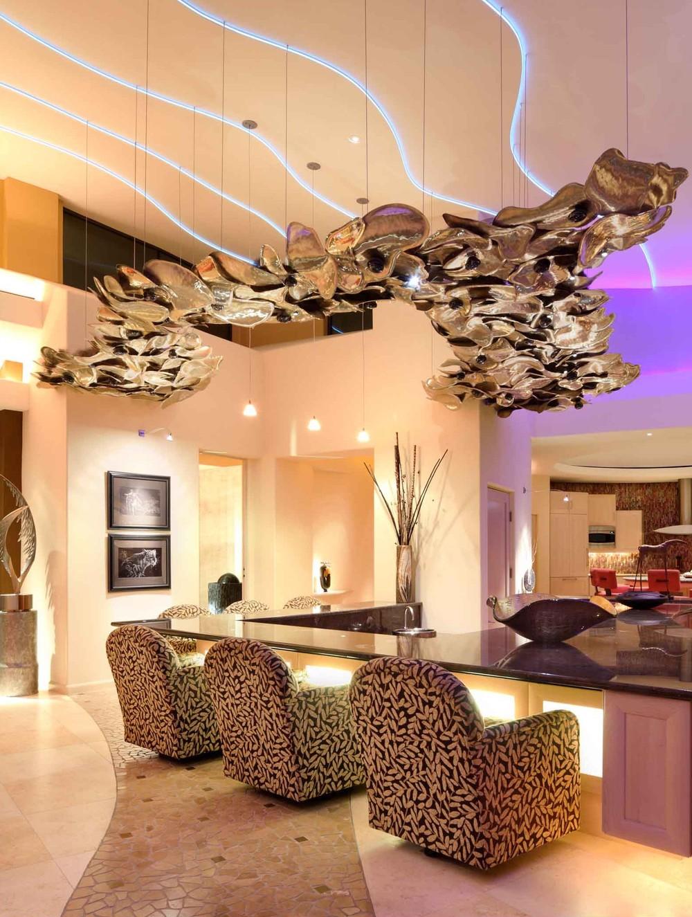 Project: Palm Desert Residence Architect + Interior Design: Deep River  Partners