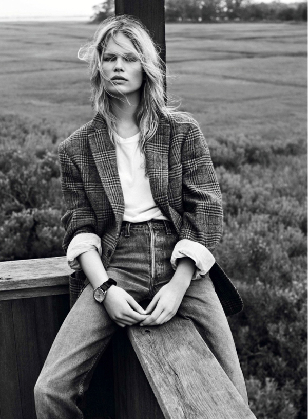 Photograph by Josh Olins, styled by Géraldine Saglio.