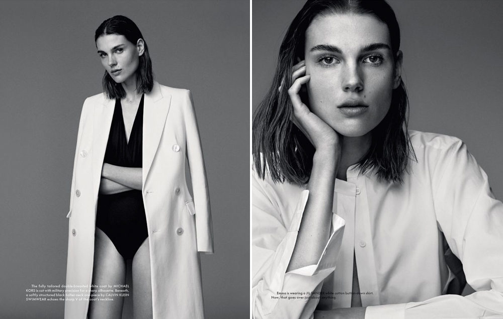 Photos by Collier Schorr, styled by Alastair McKimm.