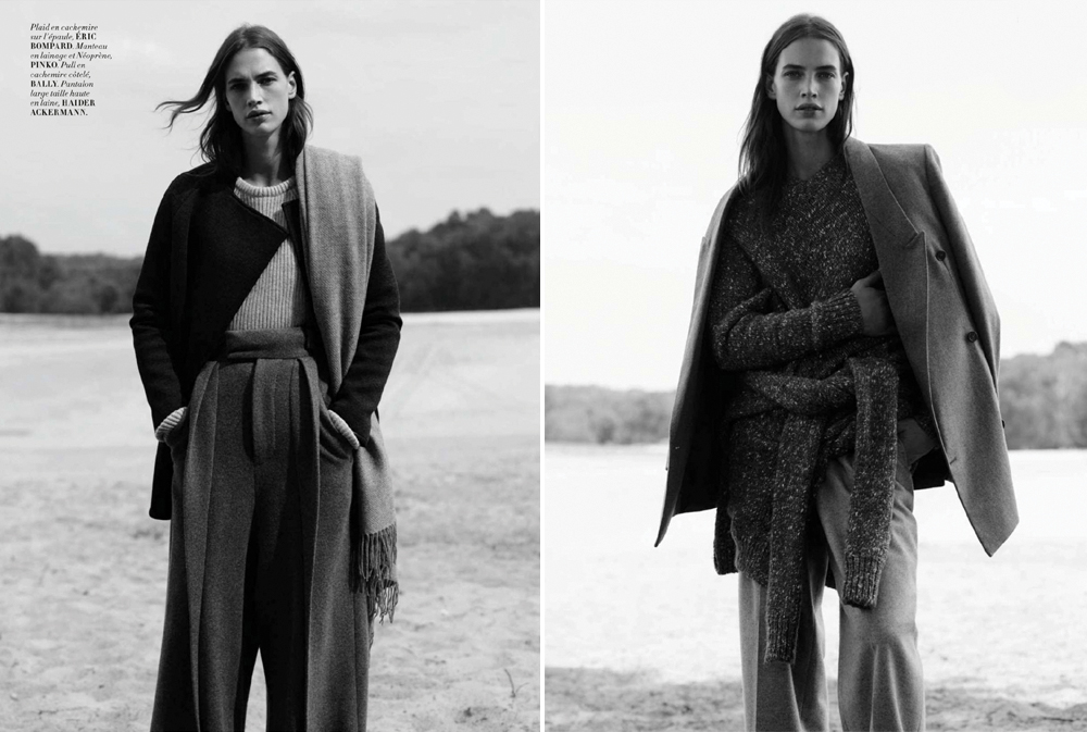 Photos by Laurence Ellis, styled by Anne Sophie Thomas.
