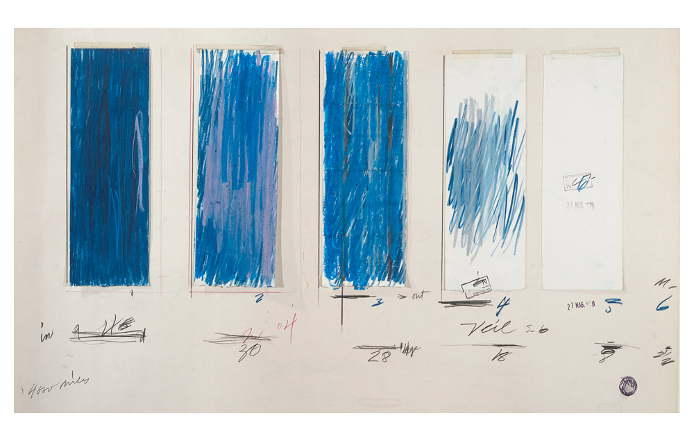 Cy Twombly, Untitled, 1970.