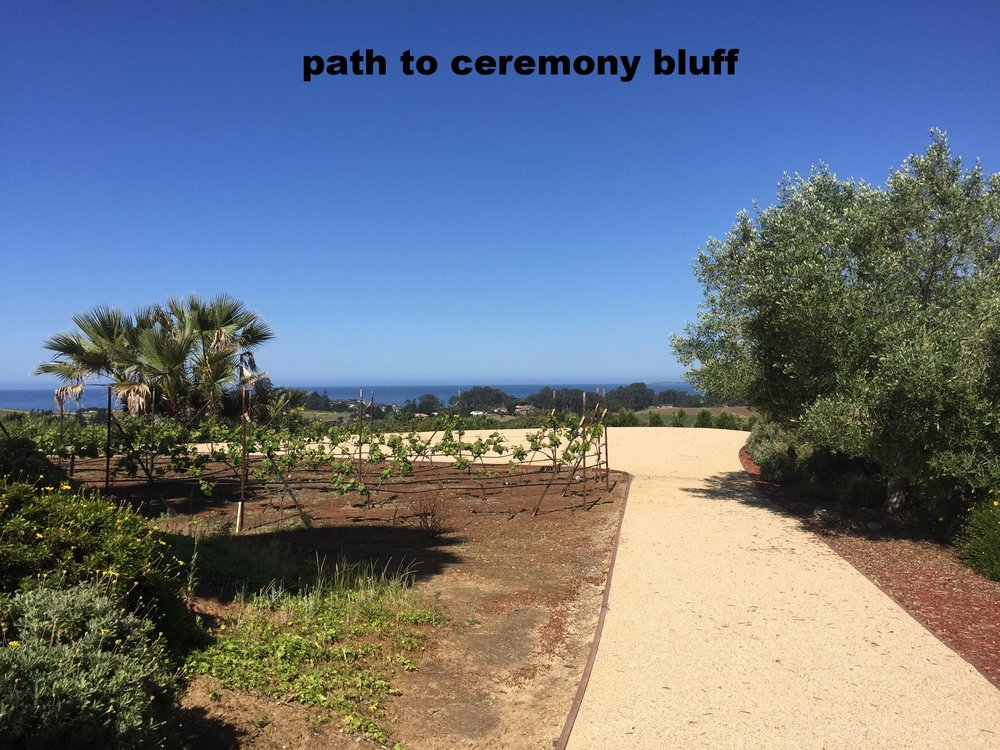path to ceremony bluff