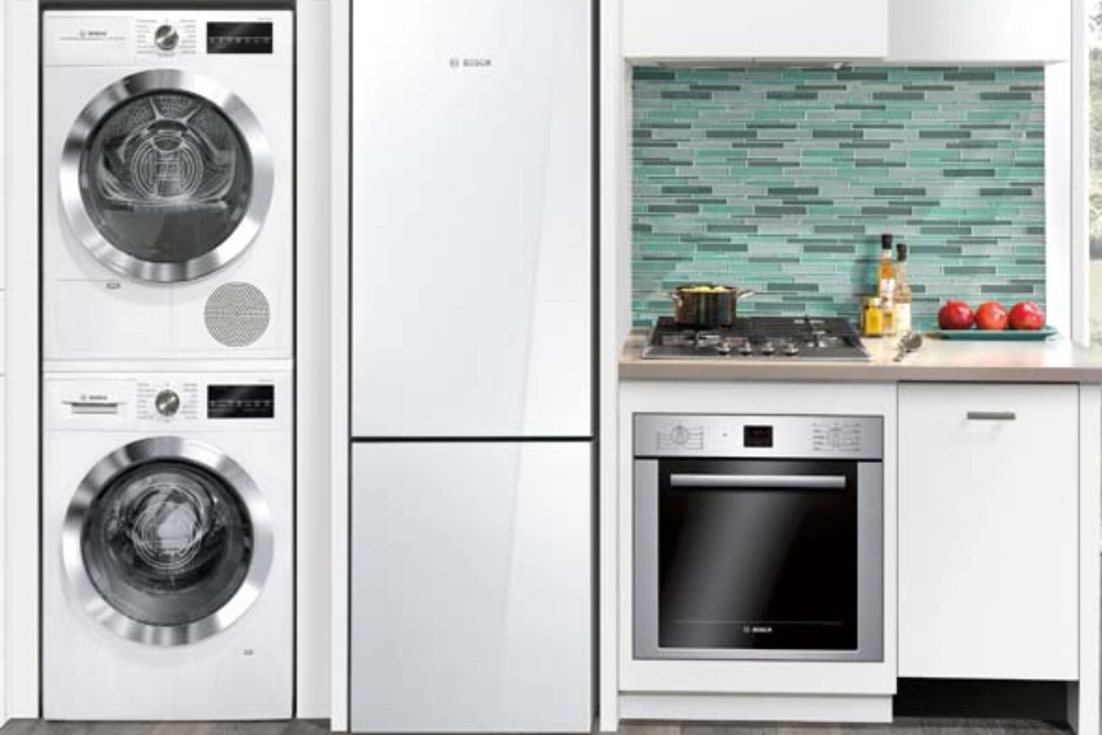 WASHER & DRYER COMBOS -
