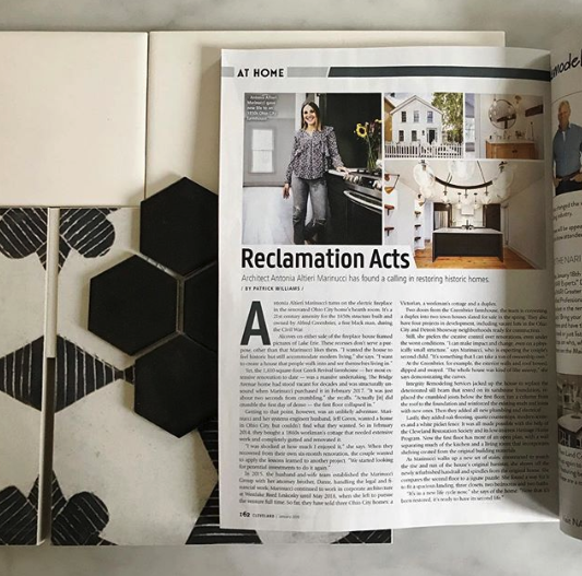 Cleveland Magazine Jan 2019