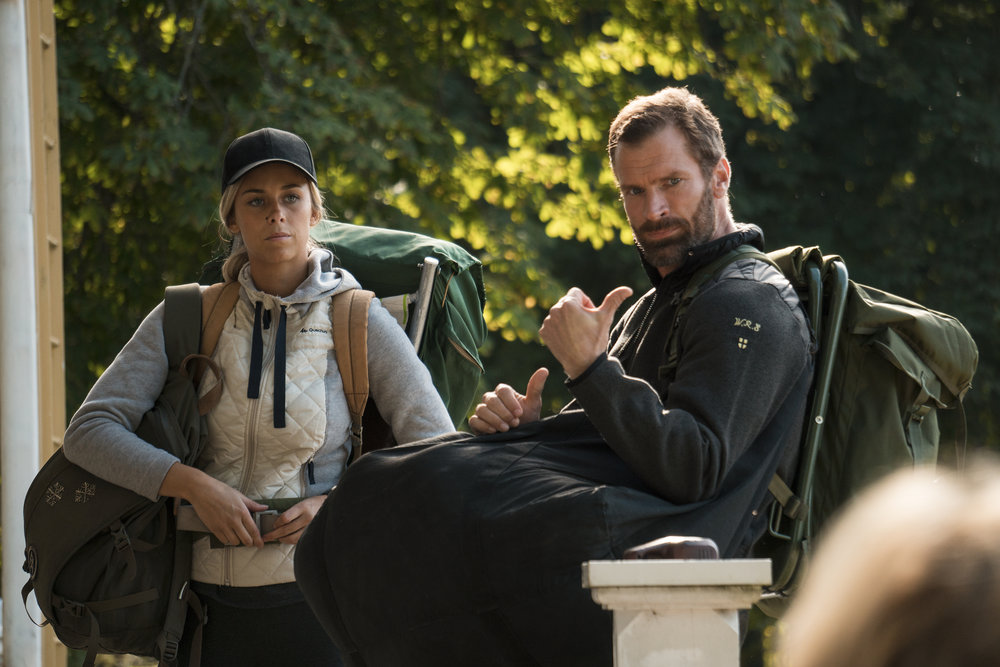 Svartsjön 2 / Black Lake season 2 - Now on Shudder (US), BBC Four (U.K) and TV3 (Sweden)