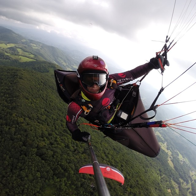 Marcos ● Atlanta Paragliding