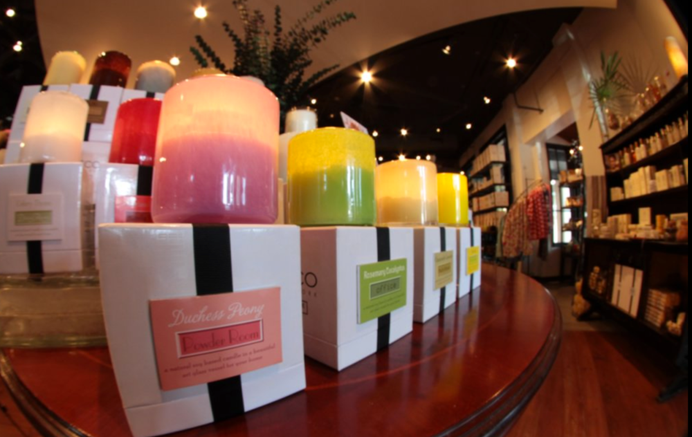 Transform Your Senses   Candles & Home    Get Lit