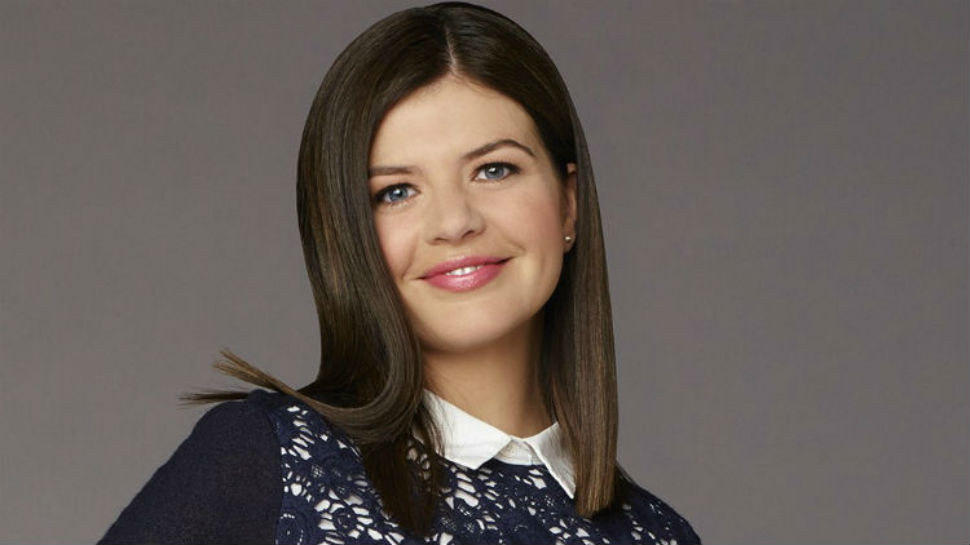 The  EXTREMELY  talented Casey Wilson