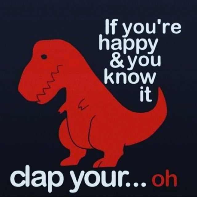 There there ... #dinosaur #love #tuesday #nerdsunite