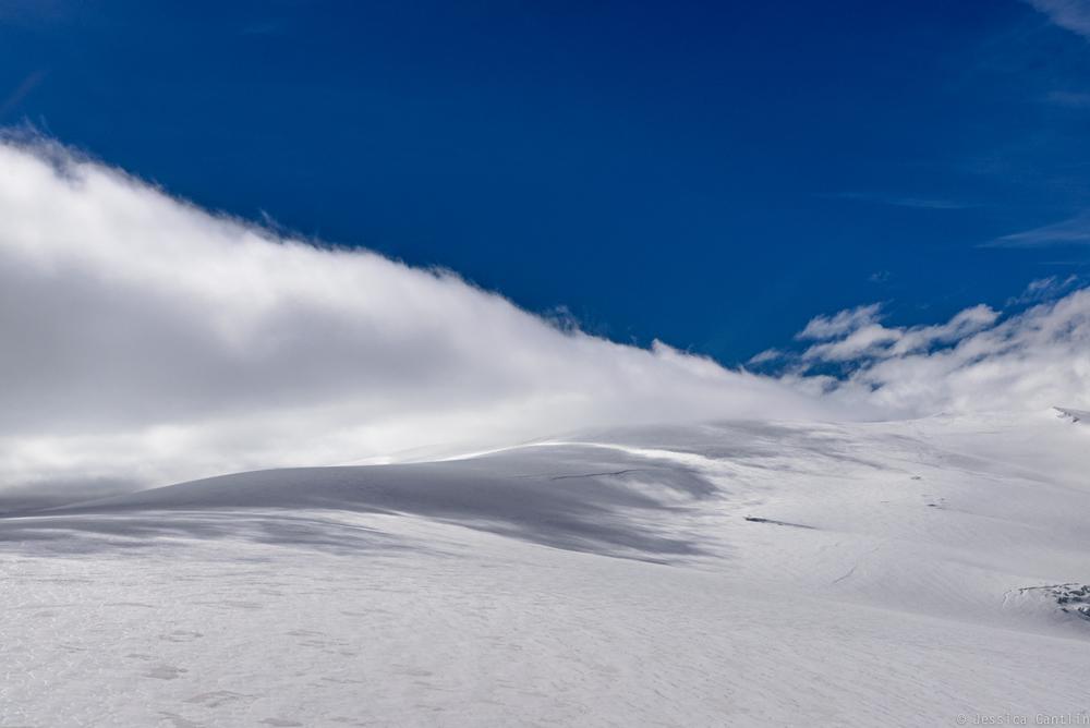 Summit of Eyjafjallajökull
