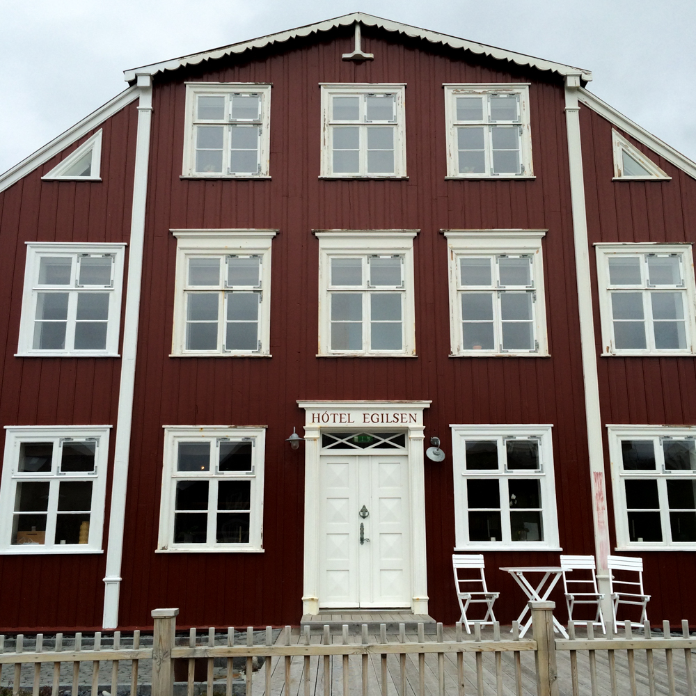 Hotel Egilsen