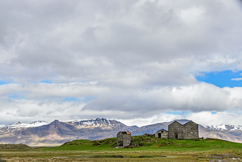 Abandoned Farm, East Iceland