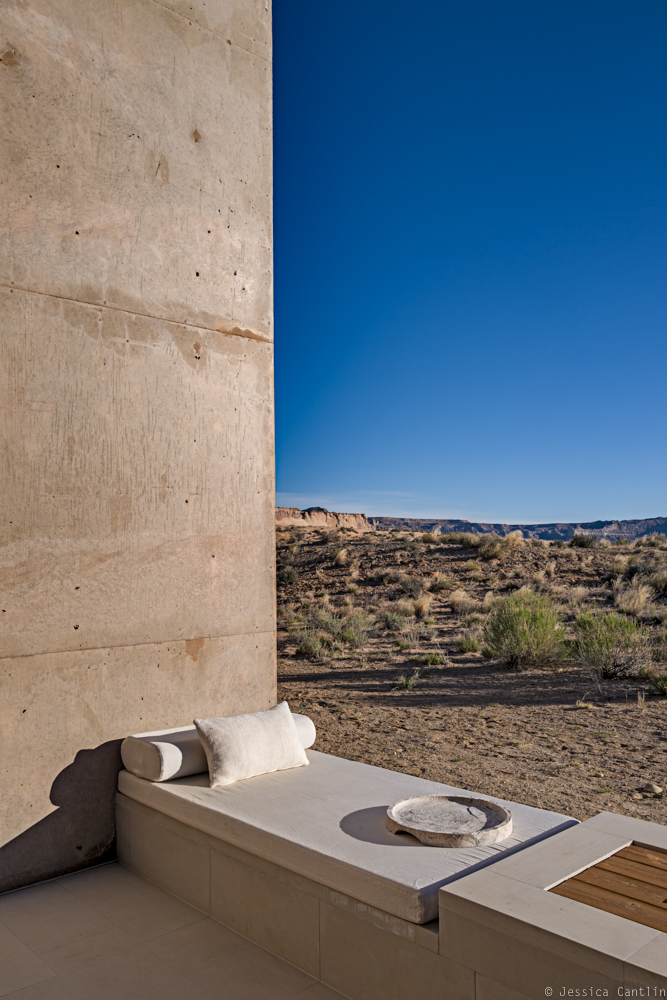 View from the Amangiri Suite.