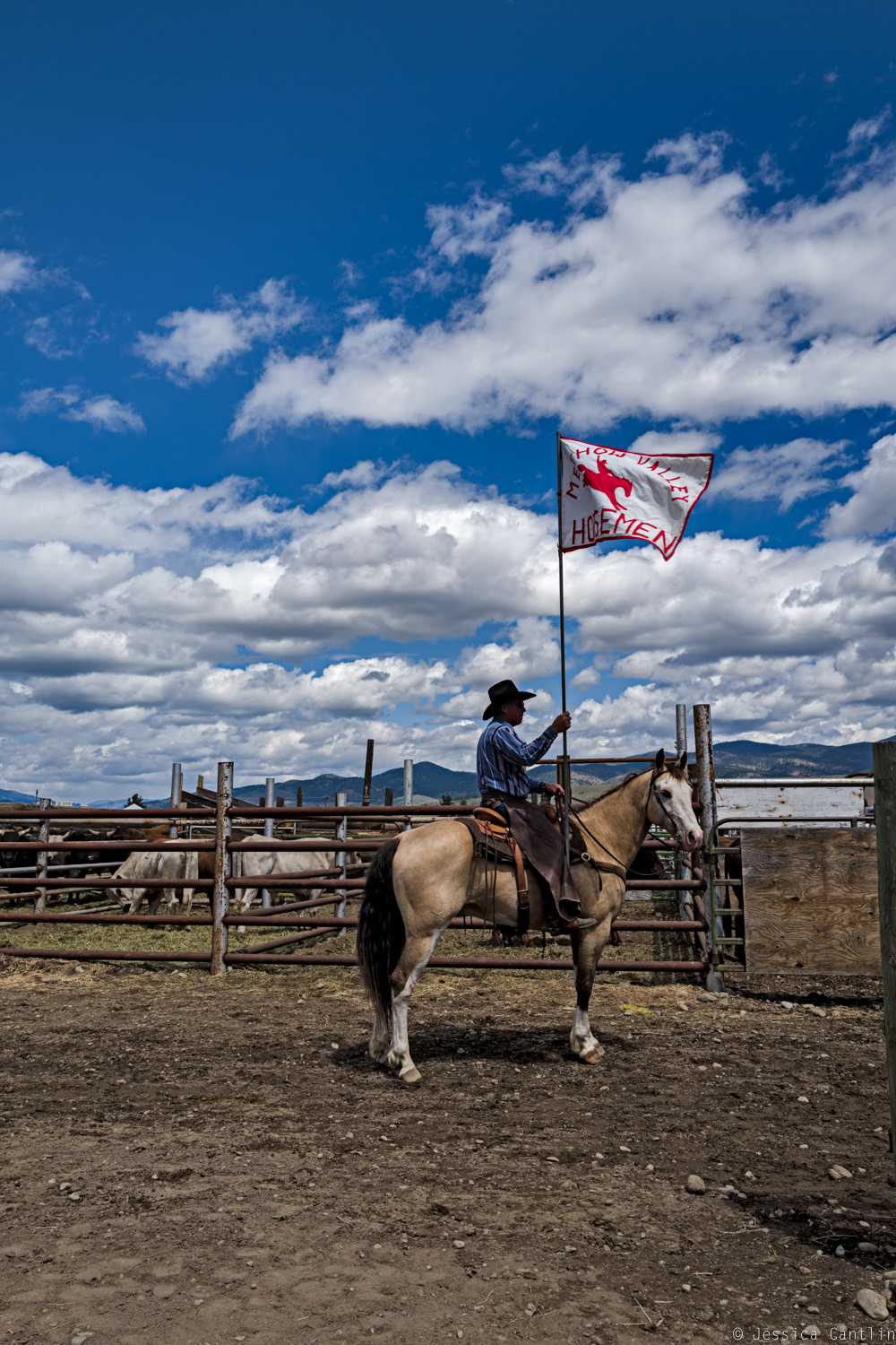 Scenes from the Winthrop Rodeo