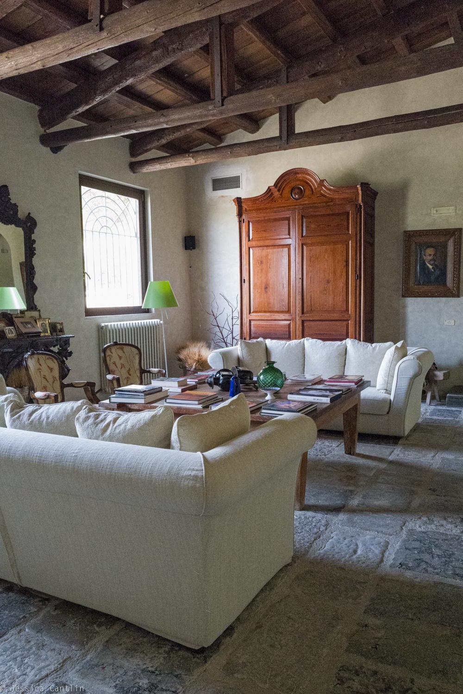 Living Room of Azienda Agricola Mandranova