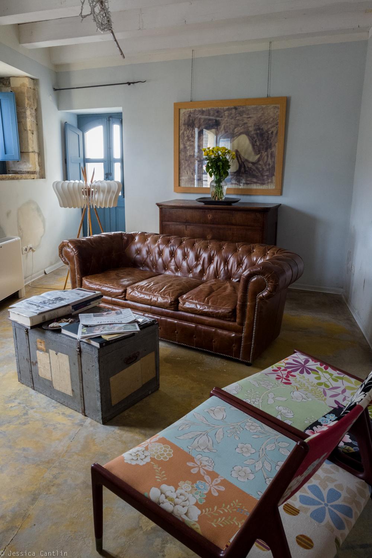 Sitting Room, Hotel Gutkowski