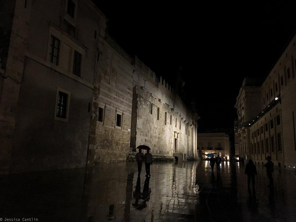 Piazza Minerva, Ortigia