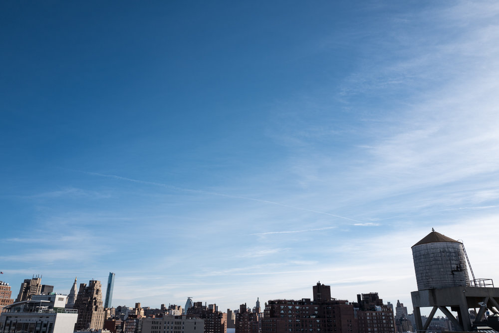 West Side Sky