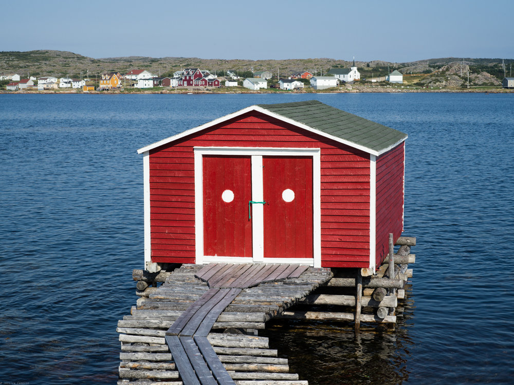 Fogo Island Fishing Stage