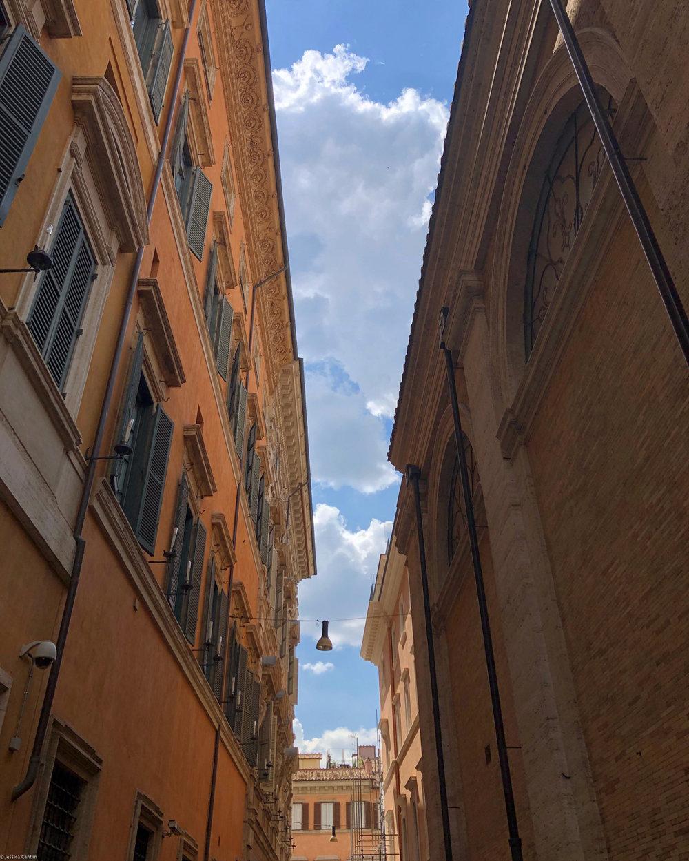 Roman Skies