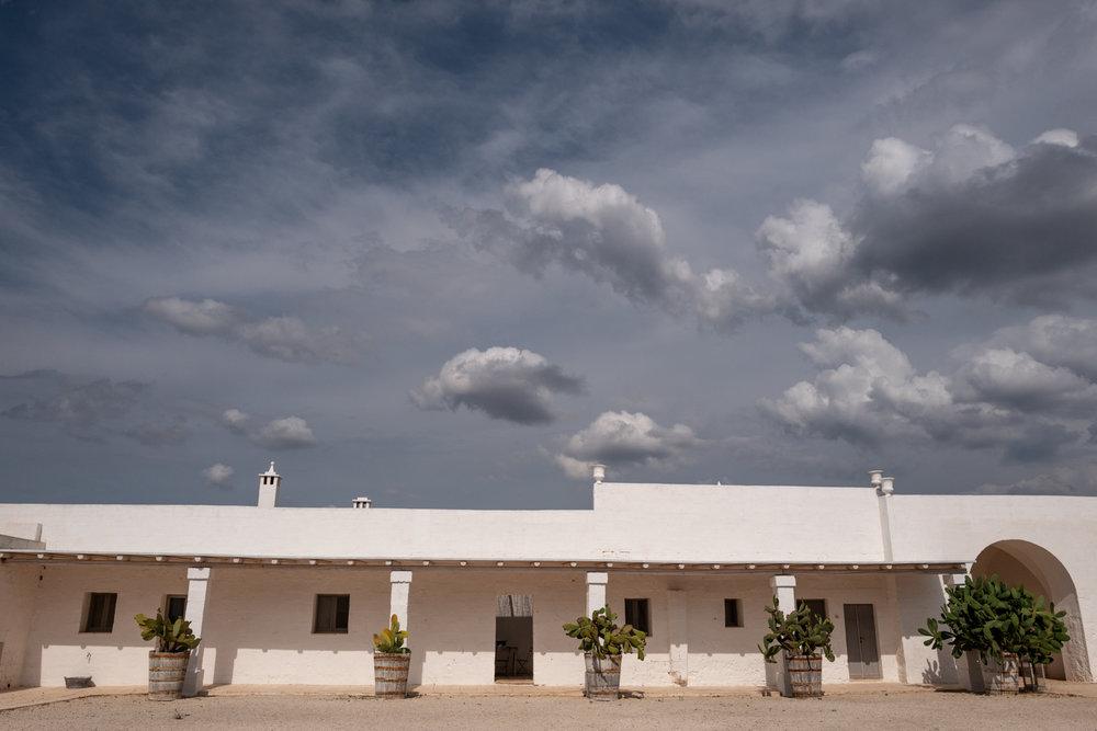 Grounds of Masseria Potenti