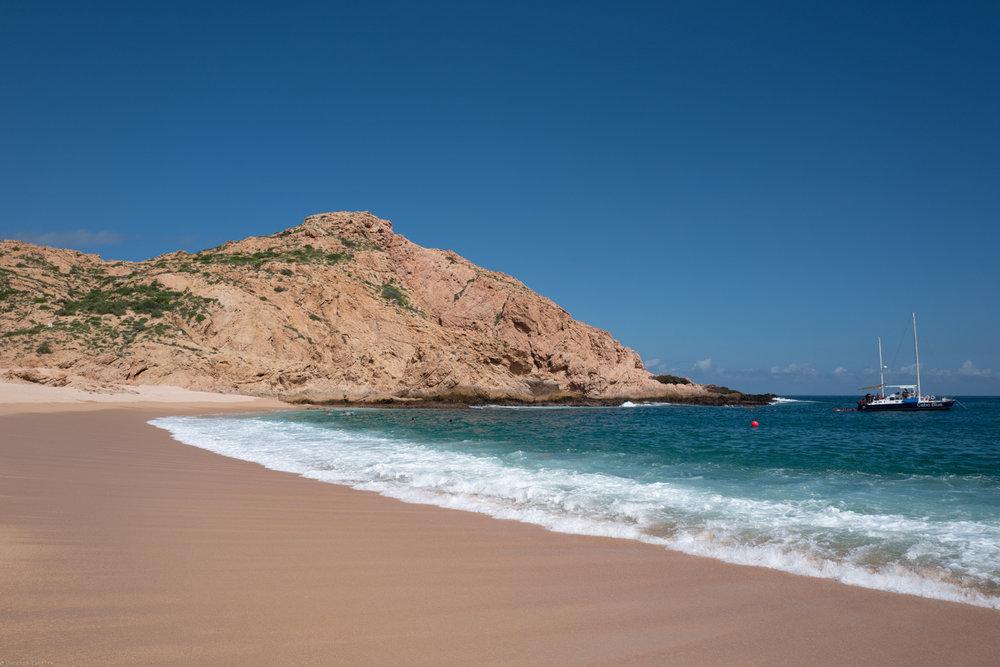 Santa Maria Beach at Montage Los Cabos