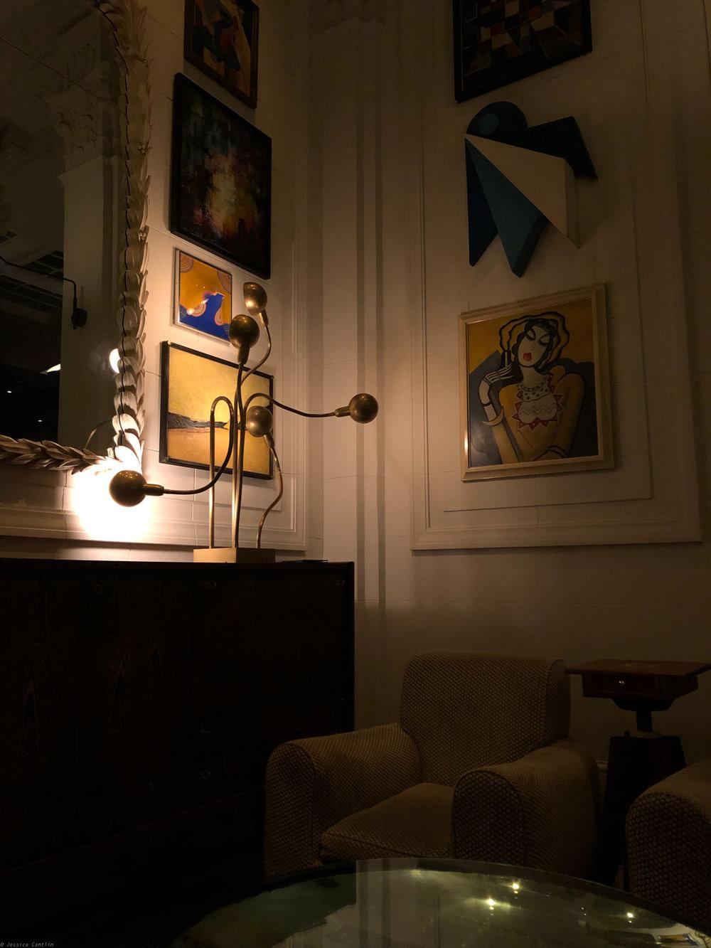 Proper Hotel Lounge