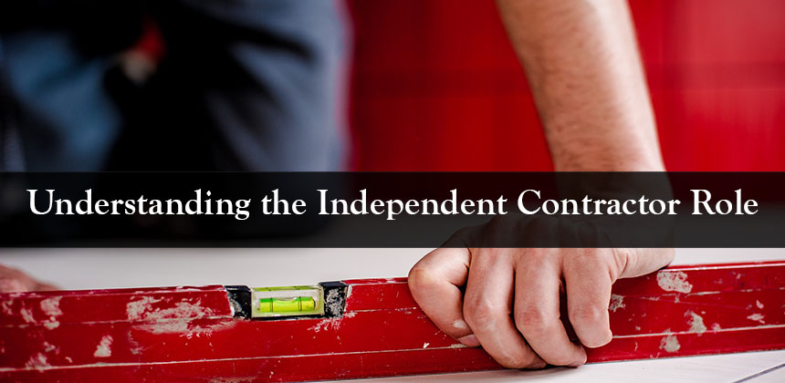 What is an independent contractor? The answer might be more difficult than you think. In this article, Cordero Law LLC will explore the role of the independent contractor and the independent contractor agreement.