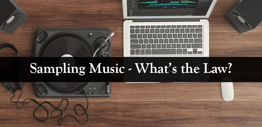 Despite popular belief and practice, sampling someone else's songs without their permission is illegal. Sampling Music Laws (which are mainly Copyright Laws) were put in place to protect artists and their music. The act of breaking these laws is an act that can have serious consequences. By sampling music illegally, you ultimately risk being charged a significant fine.