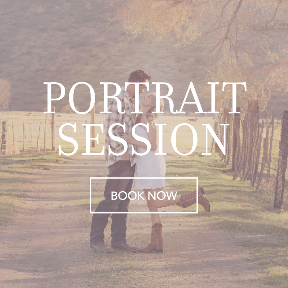 Portrait Session Book Now