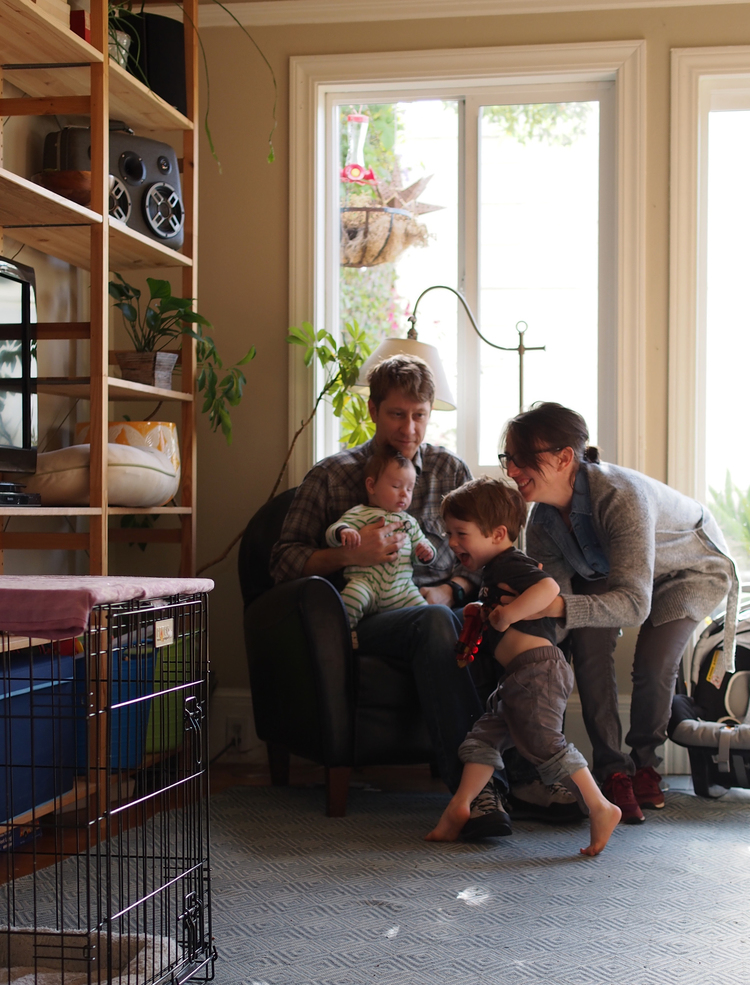The Whaley Family Living SmallLiving Small. Living Small With A Family. Home Design Ideas