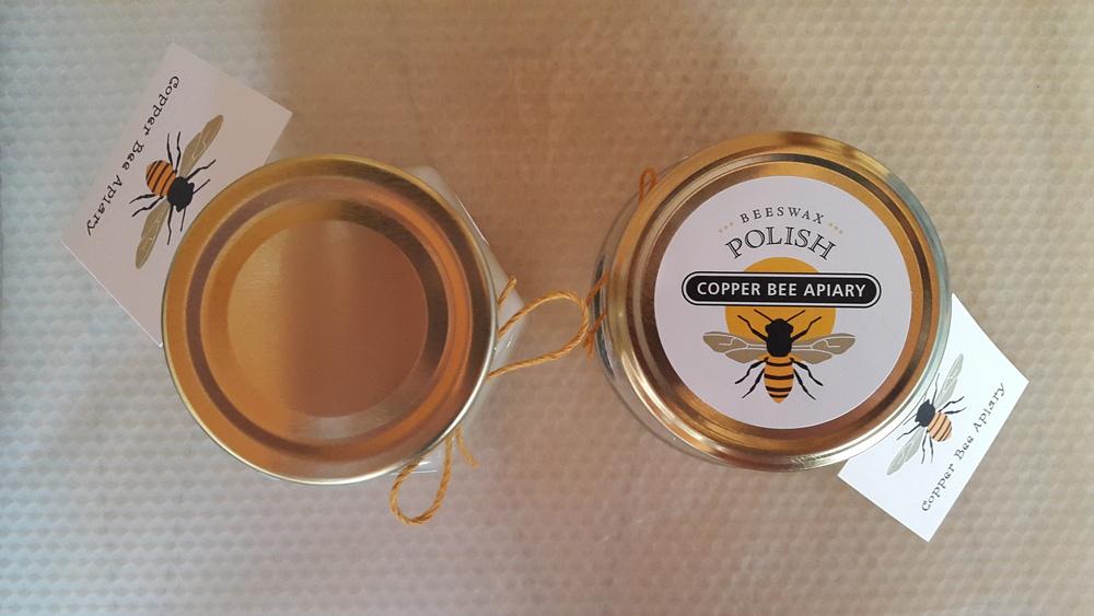 Honey and polish