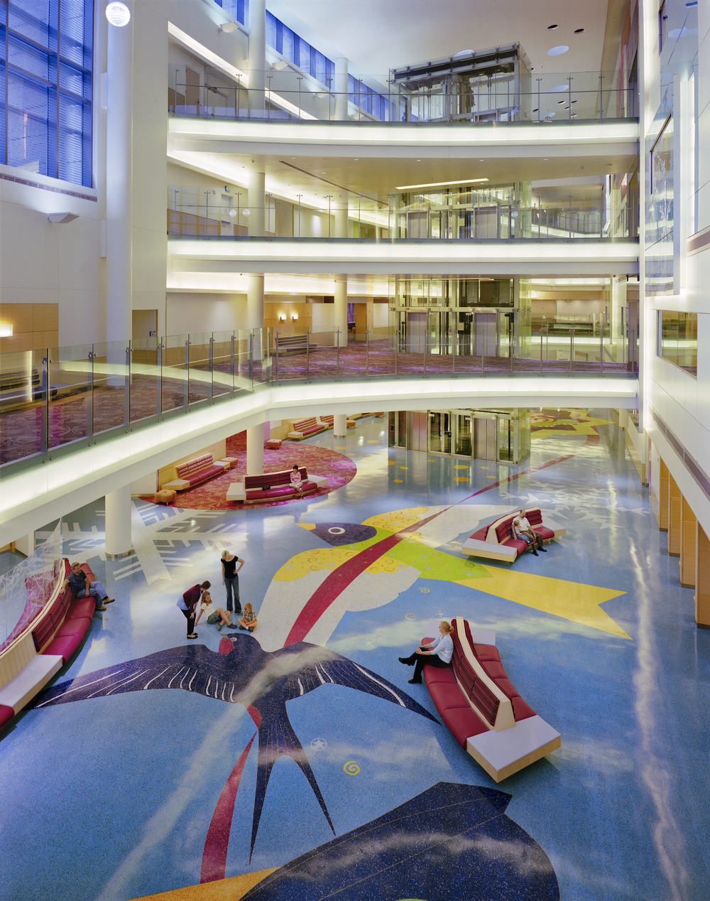 Denver Children's Hospital  ZGF