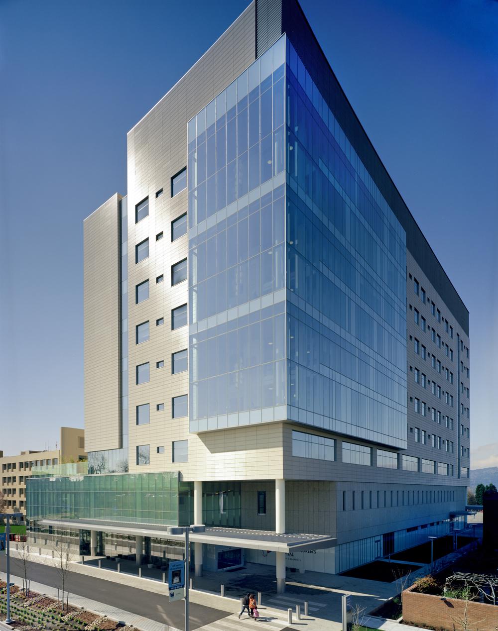 Randall Children's Hospital  ZGF