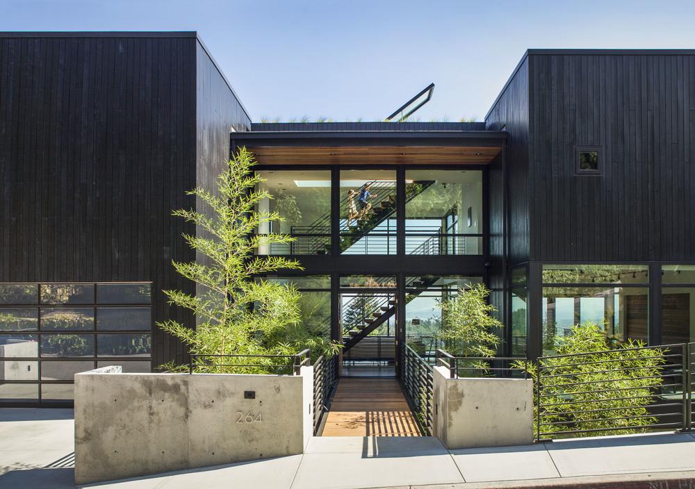 Skyline Blvd Residence  Scott Edwards Architecture