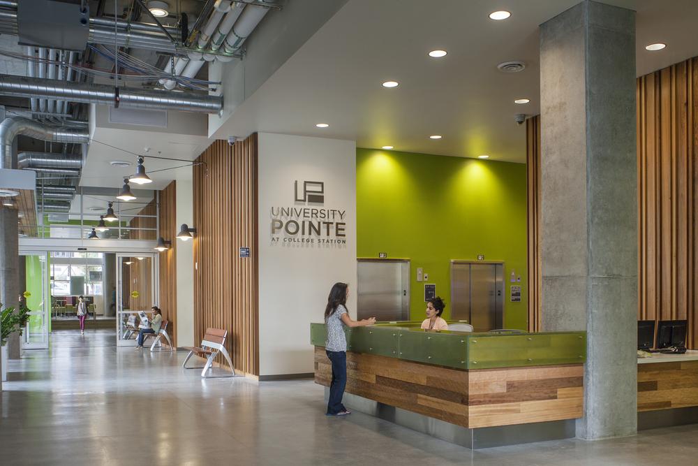 University Pointe PSU  SERA