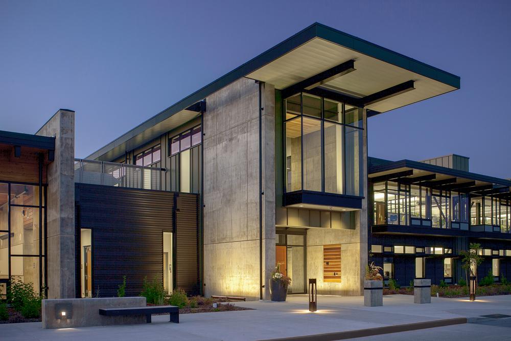 Mason County PUD  TCF Architecture