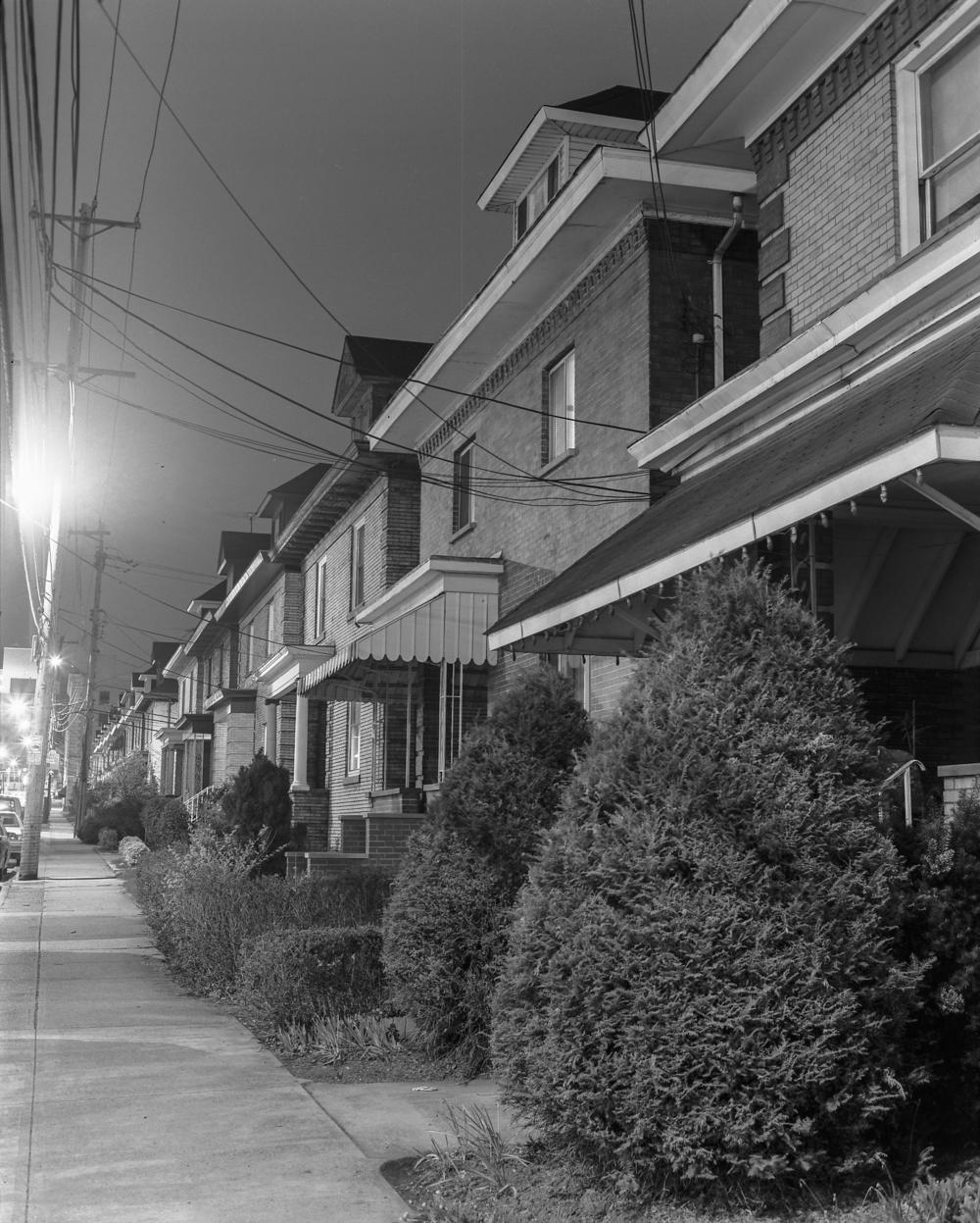 Pittsburgh Sidewalk  Pittsburgh, PA