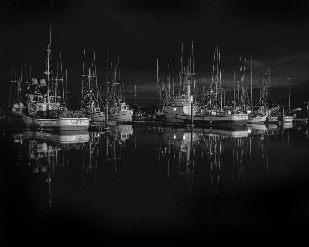 Harbor Boats  Ilwaco, WA