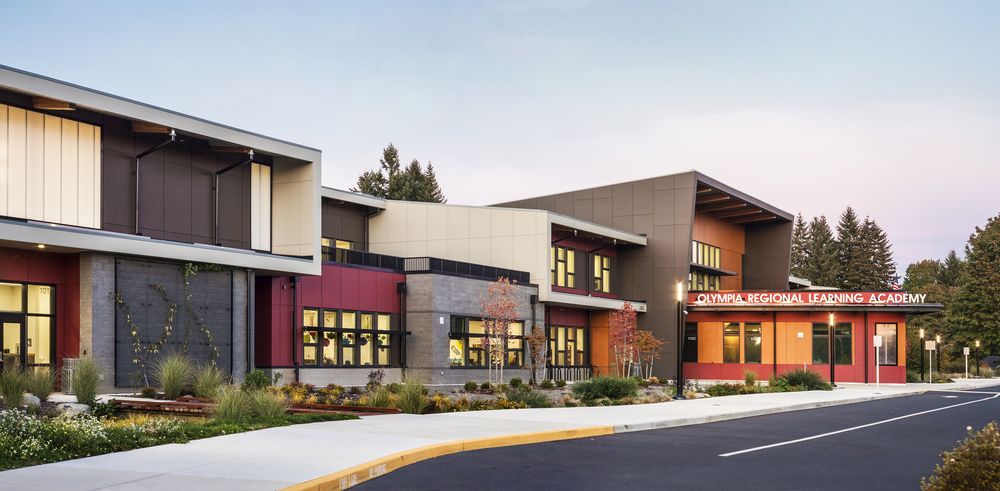 Olympia Regional Learning Academy  TCF Architecture