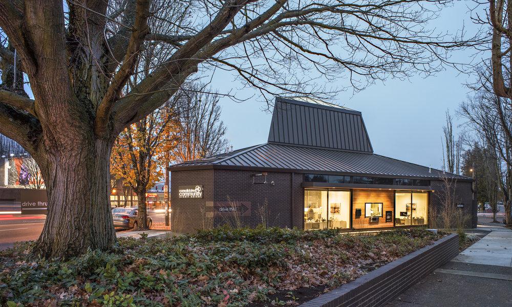 CCCU Sandy Blvd  Scott Edwards Architecture
