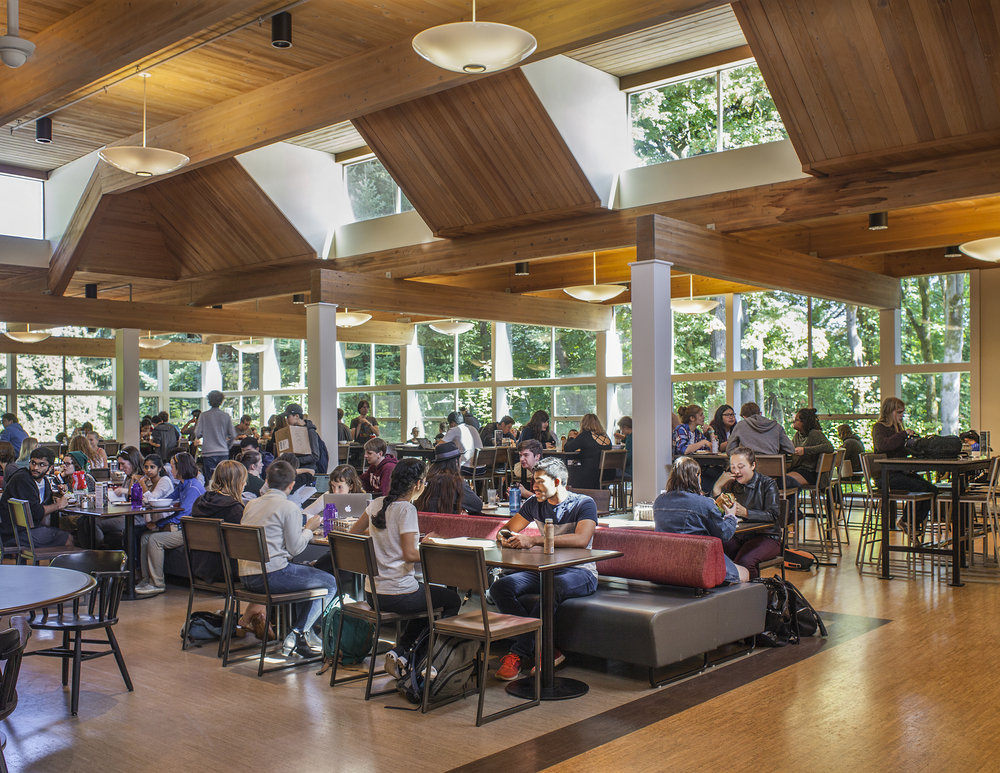Reed College Dorm and Dining Hall  ZGF